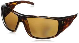 Electric Visual Backbone Tortoise Polarized Sunglasses Ohm Polarized Bronze
