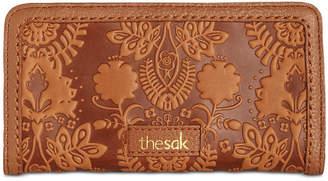The Sak Iris Embossed Slim Wallet