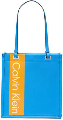 Calvin Klein Franzy Logo Tote