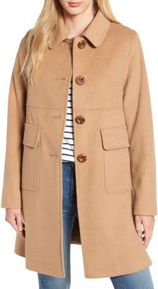 Kristen Blake Wool Walking Coat