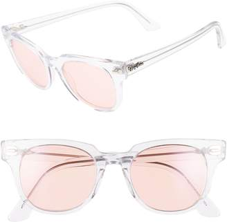 Ray-Ban Meteor 50mm Polarized Wayfarer Sunglasses