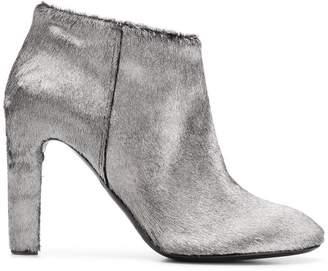 Del Carlo metallic ankle boots