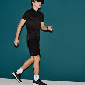 Lacoste Men's SPORT Tennis Graphic Print Technical Shorts