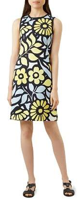 Hobbs London Elinor Floral Print Shift Dress
