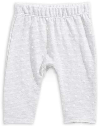 First Impressions Baby Girl's Cotton Jogger Pants