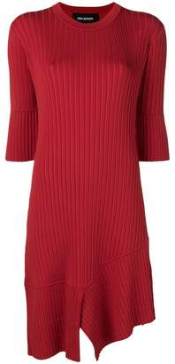 Neil Barrett midi knit dress