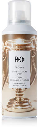 R+Co RCo - Trophy Shine Texture Spray, 198ml - Colorless $29 thestylecure.com