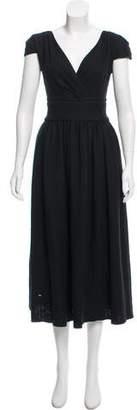 Dolce & Gabbana Knit Midi Dress