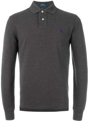 Polo Ralph Lauren long sleeved polo shirt