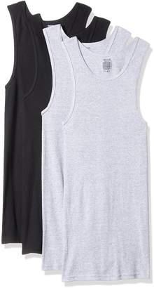 Gildan Men's 4-Pack A-Shirt
