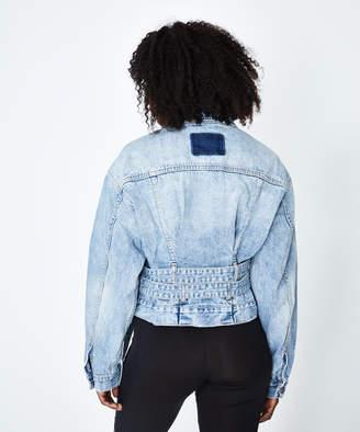 Ksubi Escape Denim Jacket Rewerked Blue