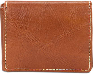 Patricia Nash Men Leather L-Fold Wallet