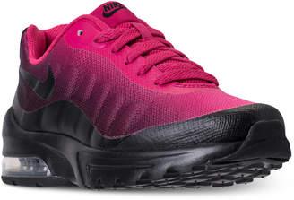 Nike Big Girls' Air Max Invigor Print Running Sneakers from Finish Line