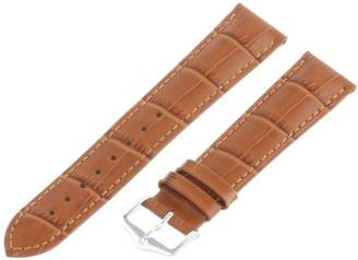 Hirsch 20mm Leather Watch Strap