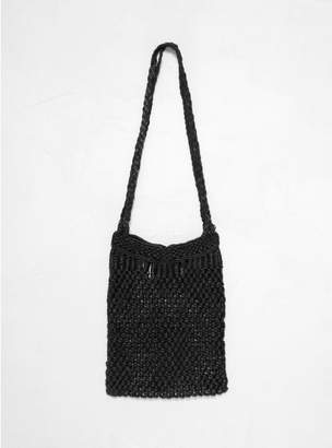 Dragon Optical Macrame Bum Bag