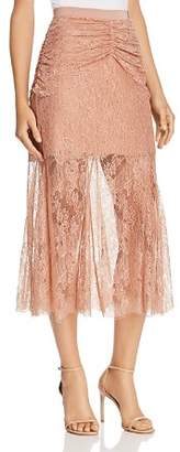 Alice McCall Because You Need Me Lace Skirt