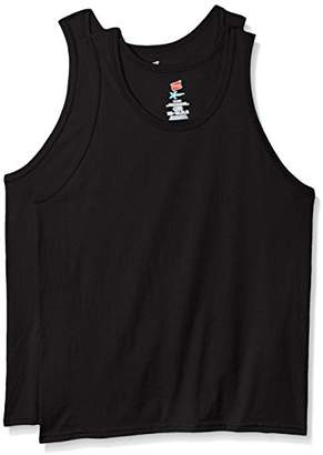 Hanes Men's X-Temp Tank Top 2 Pack