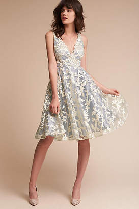 Anthropologie Abbey Wedding Guest Dress