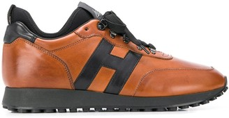Hogan H383 low-top sneakers