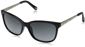 Fossil Women's FOS3038S Square Sunglasses