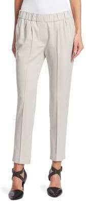 Brunello Cucinelli Pull-On Pants