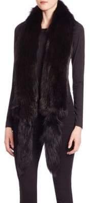 The Fur Salon Fox Fur Boa Scarf