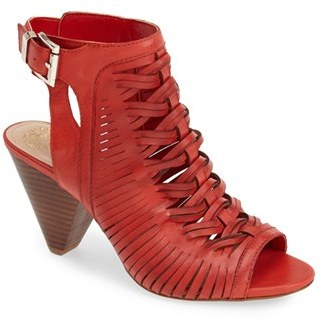 Vince Camuto 'Emore' Leather Sandal (Women) (Nordstrom Exclusive) $129.95 thestylecure.com