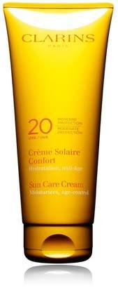 Clarins Sun Care Cream Moderate Protection UVB/UVA 20