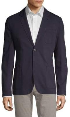 HUGO BOSS Agalton Notch Lapel Jacket