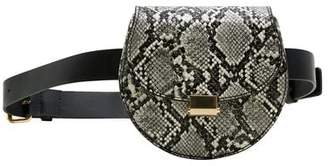 MANGO Animal print belt bag