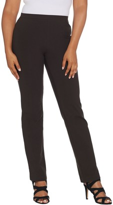 Women With Control Women with Control Tall Pull-On Slim Leg Pants