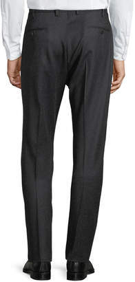 Incotex Benson Five-Pocket Standard-Fit Techno Wool Flannel Trousers
