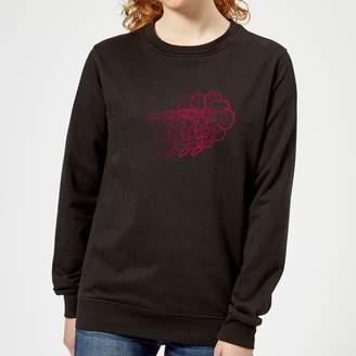 Nintendo Super Metroid Retro Samus Women's Sweatshirt