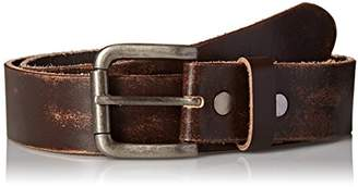 Bill Adler Men's Roller Buckle Jean Belt