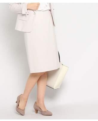 Reflect (リフレクト) - リフレクト ベルギーピケソフトタイトスカート