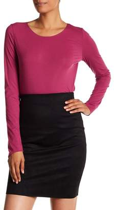 Wolford Crew Neck Long Sleeve Pullover