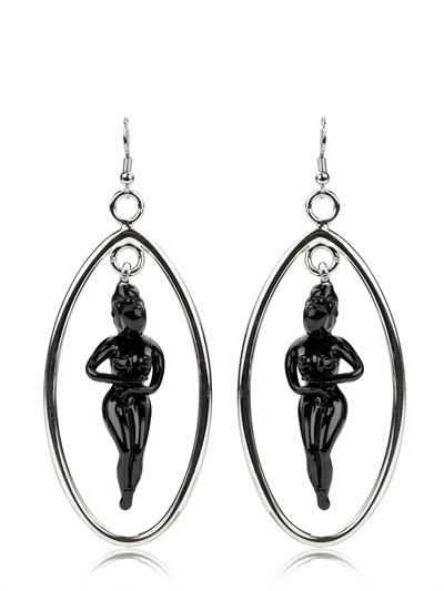 Ellebj - Murano Feminine Earrings