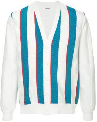 Coohem Super mesh knit cardigan