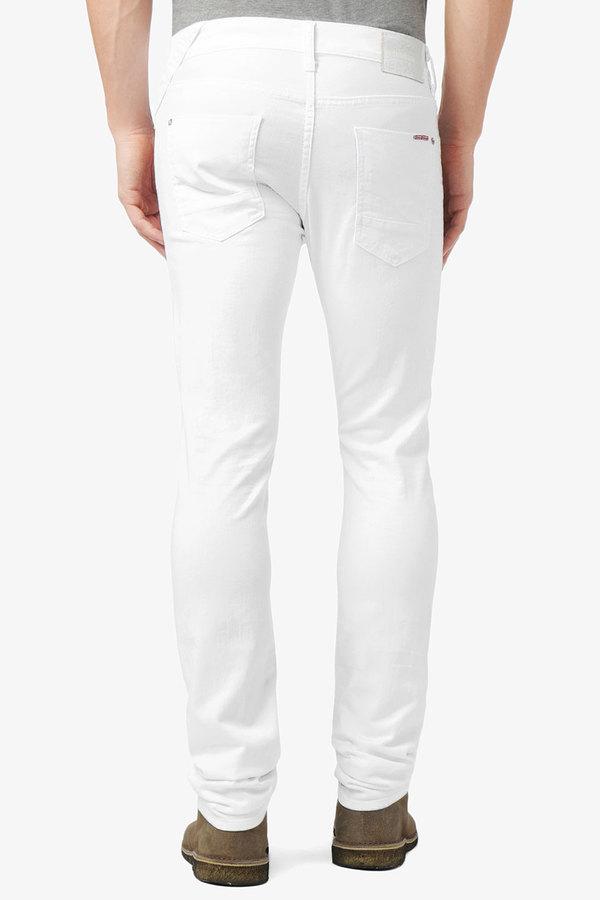 Hudson Jeans Sartor Slouchy Skinny
