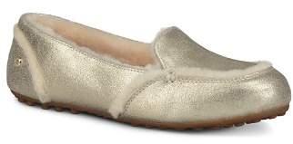 UGG Women's Hailey Metallic Loafers
