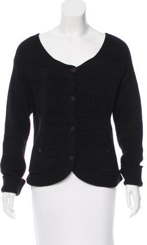 ChanelChanel Silk & Cashmere-Blend Cardigan