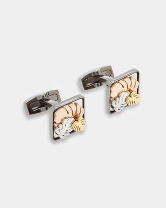 Ted Baker GOALS Two-tone cufflinks