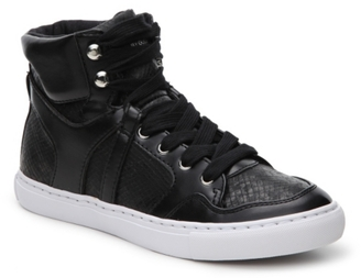 G by GUESS Oshie High-Top Sneaker $79 thestylecure.com