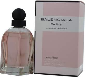 Balenciaga Paris L'eau Rose Eau de Toilette Spray, 2.5 Ounce, W-7608