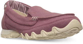 Skechers Women's Relaxed Fit: Bikers Motoring Casual Sneakers from Finish Line $59.99 thestylecure.com