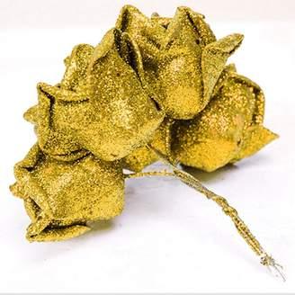 Scrapbook Refaxi 50g Pro Nail Body Floristry Art Metallic Glitter Powder Dust Gem Craft