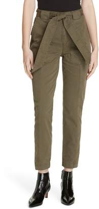 Rebecca Taylor Patrice Tapered Ankle Pants