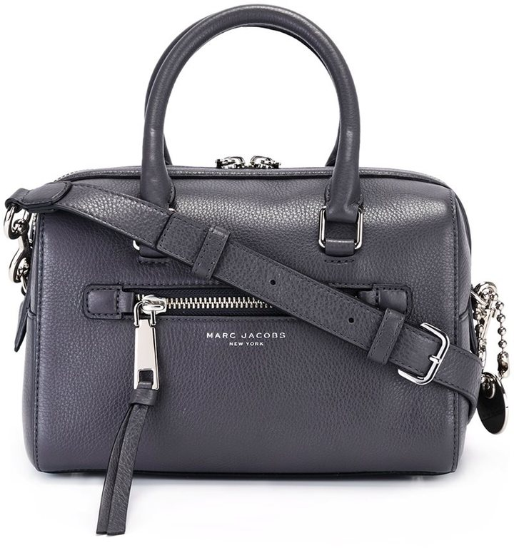 Marc Jacobs Marc Jacobs small 'Recruit bauletto tote