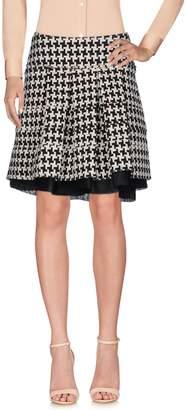 Dondup Knee length skirts