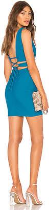 by the way. Ingrid Deep V Mini Dress